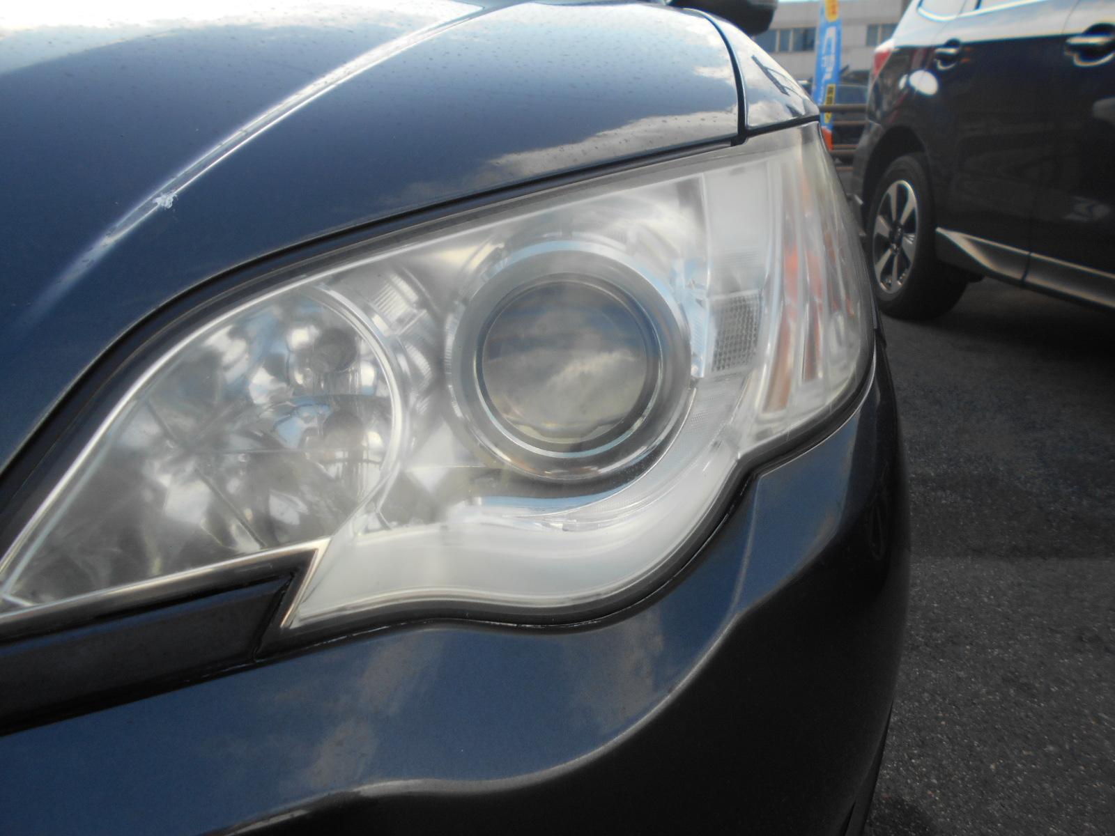 LEDヘッドライトとHIDヘッドライトの見分け方